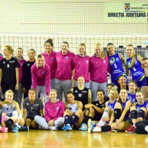 "Voleibalistele s-au clasat pe locul 2 la Cupa ""U"" NTT Data"
