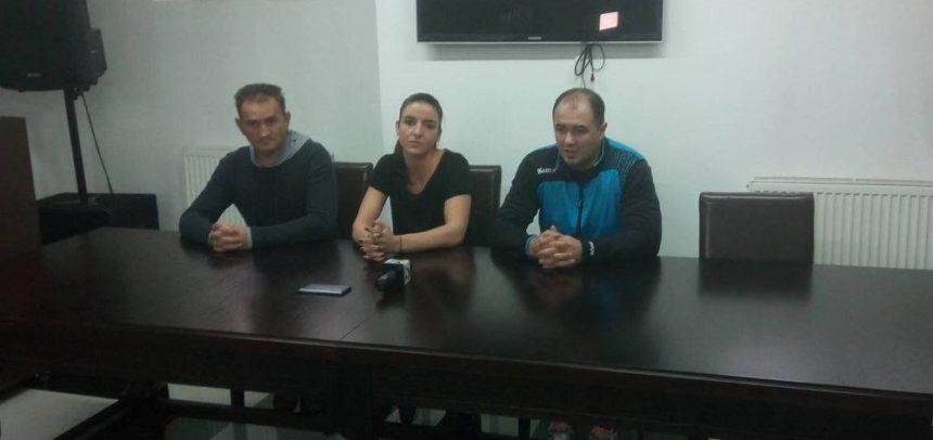 Declarații de la conferința de presă de la handbal feminin