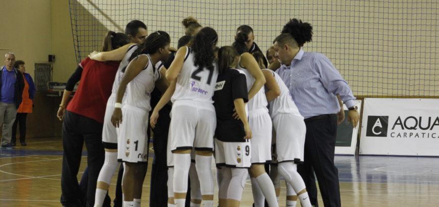 Baschetbalistele s-au calificat la turneul final al Cupei României