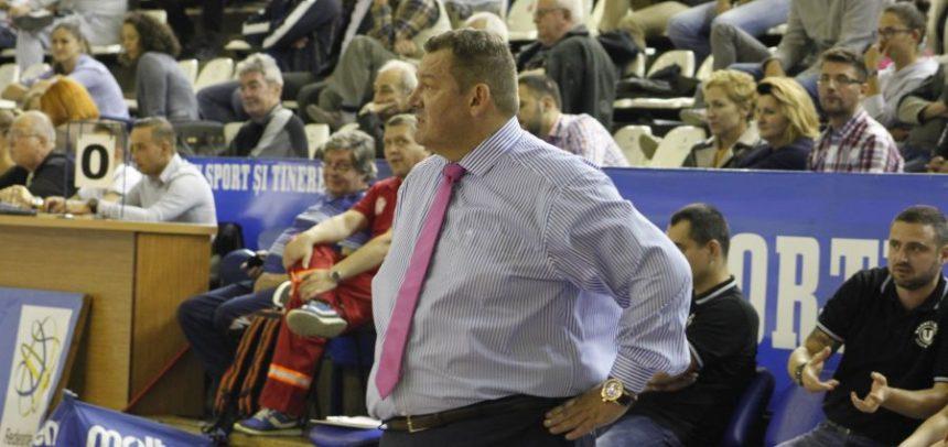 Dragan Petricevic, noul selecționer al naționalei de baschet feminin