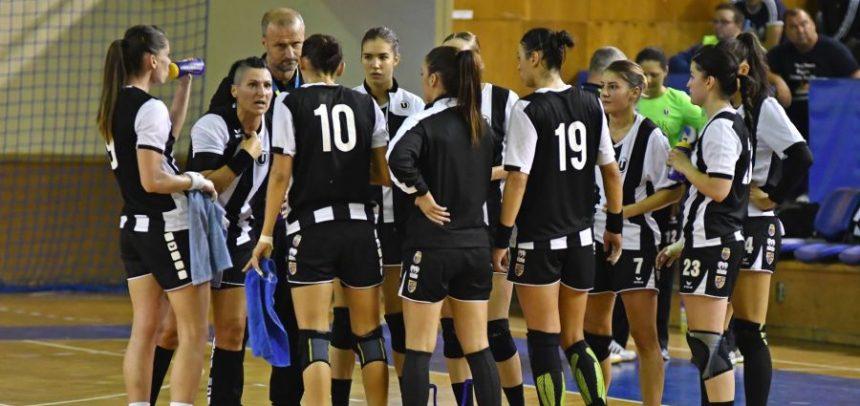 Handbalistele vor juca etapa a IV-a contra echipei SCM Craiova