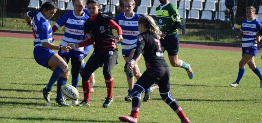 Politehnica Iași și CSM Pașcani au câștigat runda a VII-a din campionat