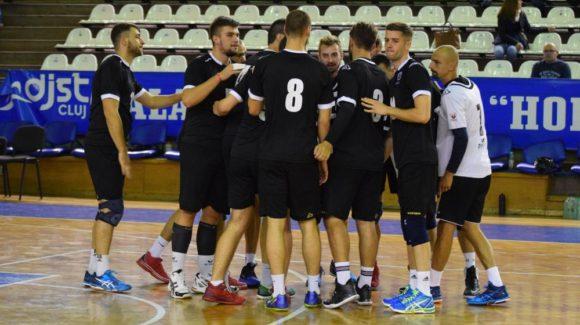 Deplasare la Timișoara pentru voleibaliști