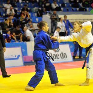 Judokanii merg la Arad după medalii