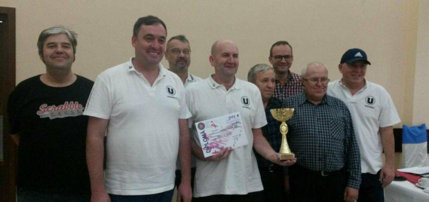 """""""U"""" Cluj, campioană națională pentru al patrulea an consecutiv"""