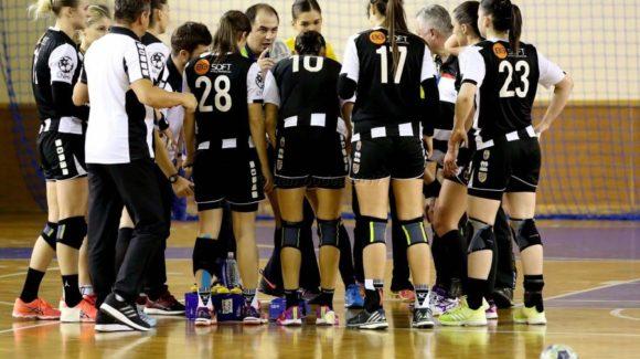 Meciuri amicale la Cisnădie pentru handbaliste