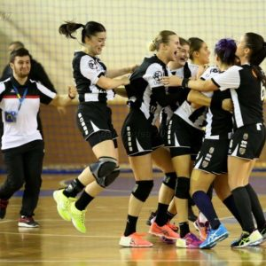Handbalistele au câștigat la Slobozia