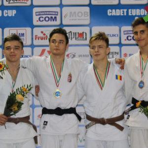 Podium pentru Adrian Șulcă la Cupa Europeană