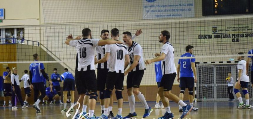 Final de tur la volei masculin