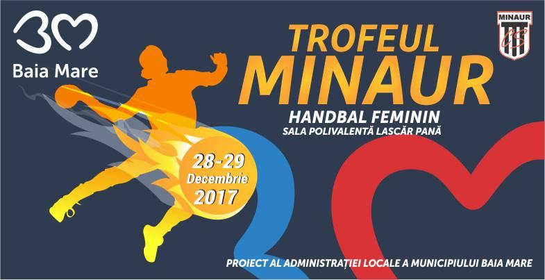 """""""U"""" Cluj participă la """"Trofeul Minaur"""""""
