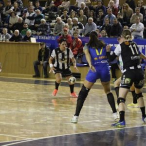 Handbalistele joacă în Cupa României cu CSM Bistrița