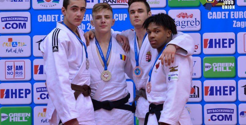 Adrian Șulcă, aur la Cupa Europeană de la Zagreb