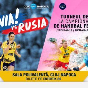 Naționala U20, turneu de calificare la Cluj-Napoca