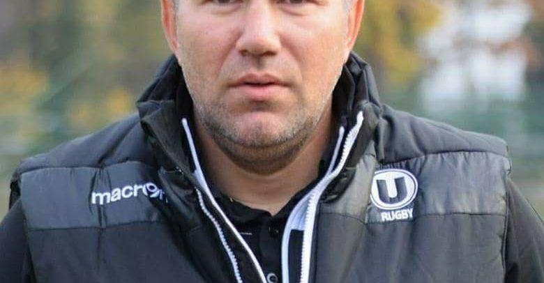 Horea Hîmpea – antrenorul echipei de rugby masculin