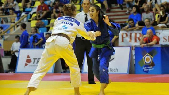 """Șase judoka de la """"U"""" participă la Cupa Europei U18"""