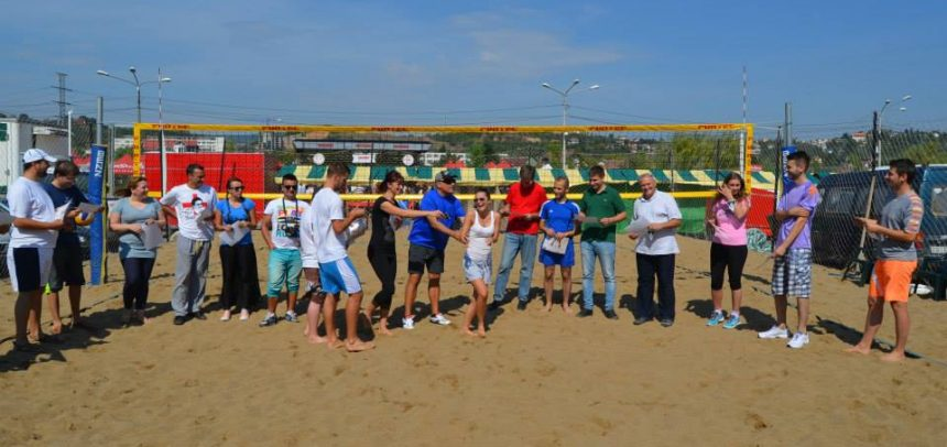 Cupa Presei la Beach Volley – Ediția a III-a