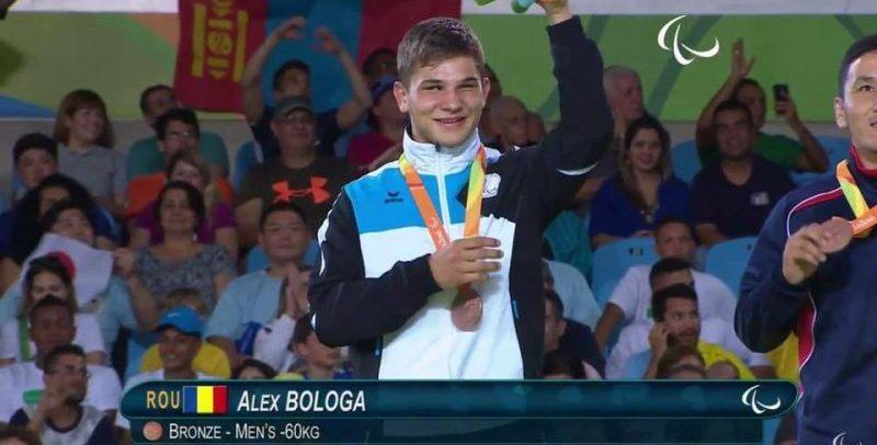 Medalie de bronz la Jocurile Paralimpice