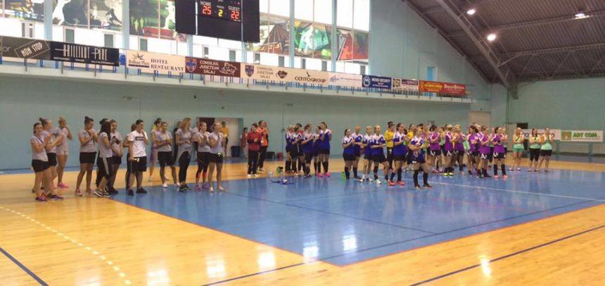 Victorie cu Békéscsaba la turneul de la Zalău