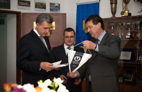Vizita Alteţei Sale Regale Principele Radu al României
