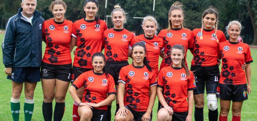 C.N. de Rugby 7 feminin continuă cu etapa de la Pașcani
