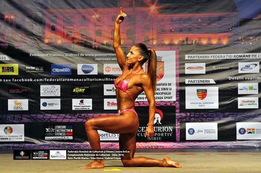Cinci medalii la Campionatele Naționale de Culturism – Bodybuilding