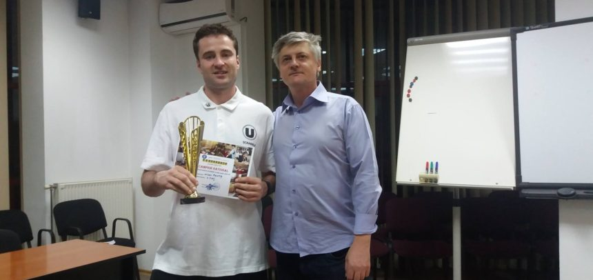 Mihai Pantiș a redevenit campion național la scrabble anglofon