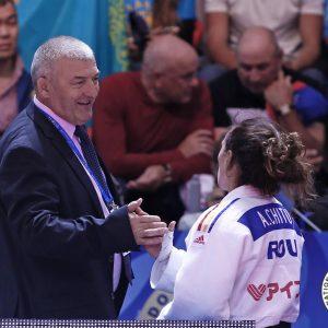 """Cinci judoka de la """"U"""" participă în Champions League"""