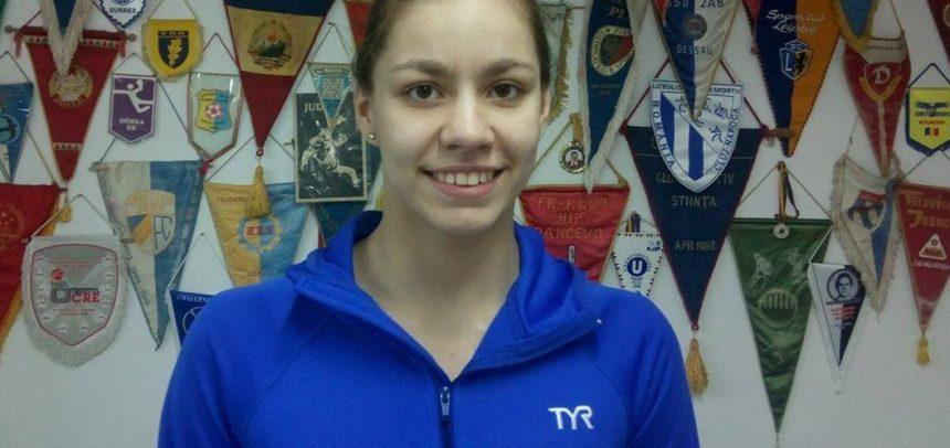 Ana Dascăl participă la Campionatul European pentru Juniori