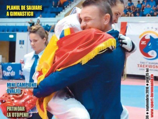 Ovidiu Vasu în revista Sport în România