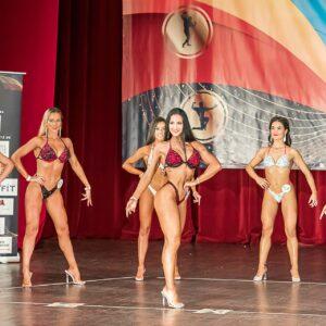 O nouă medalie în palmares la Bikini Fitness pentru Maria Nedelcu