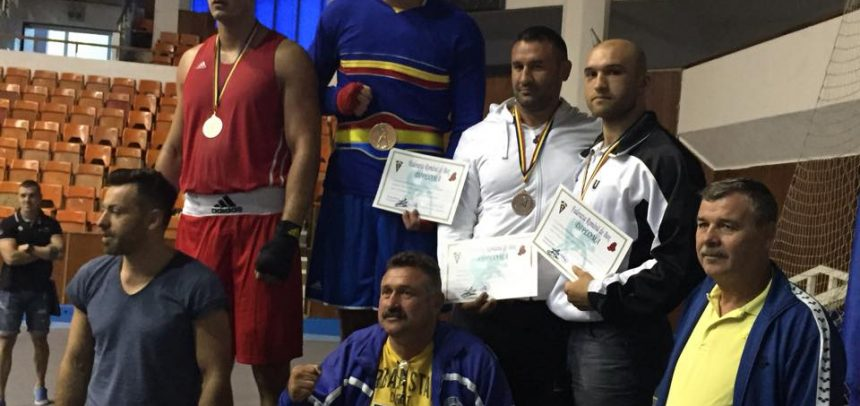 Iancu Ionuț boxează pentru medalie
