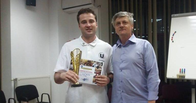 Sportivii de la secția de scrabble concurează la Iași