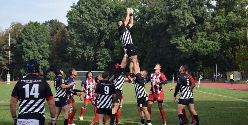 Rugbyștii vor prima victorie în Cupa Regelui
