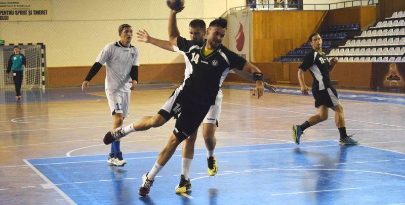 Handbaliștii au cedat la limită disputa cu Universitatea Craiova