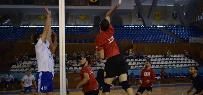 Voleibaliștii debutează în campionat