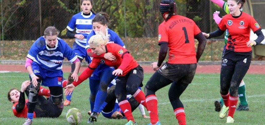 Trei rugbyste clujene, în cantonamentul echipei naționale înainte de Campionatul European
