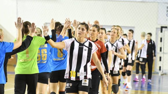 Turneu la Zalău pentru echipa de handbal feminin