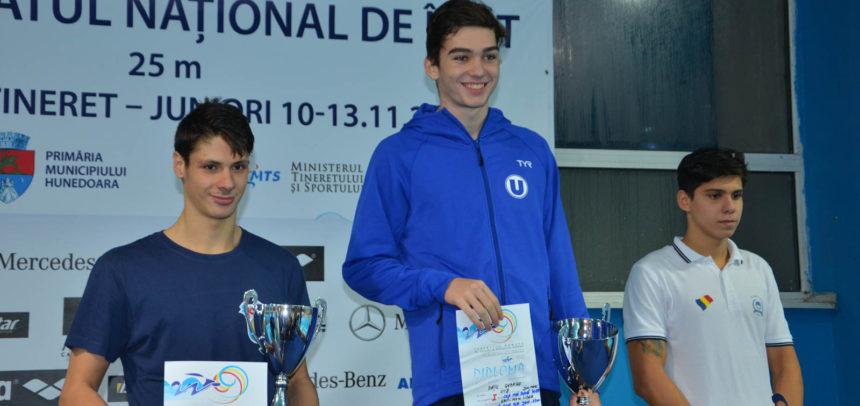 Semifinale pentru George Rațiu la Europenele din Israel
