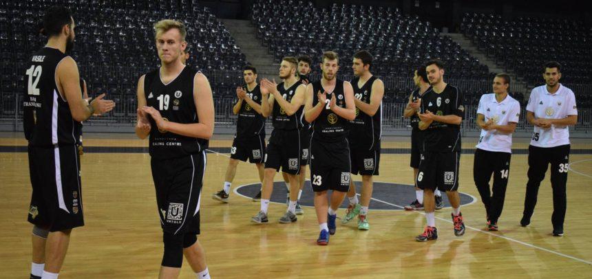 """""""U"""" Cluj a învins la o diferență semnificativă pe CSM 2 Oradea"""