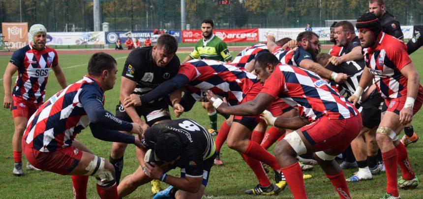 Final de campionat pentru rugbyști
