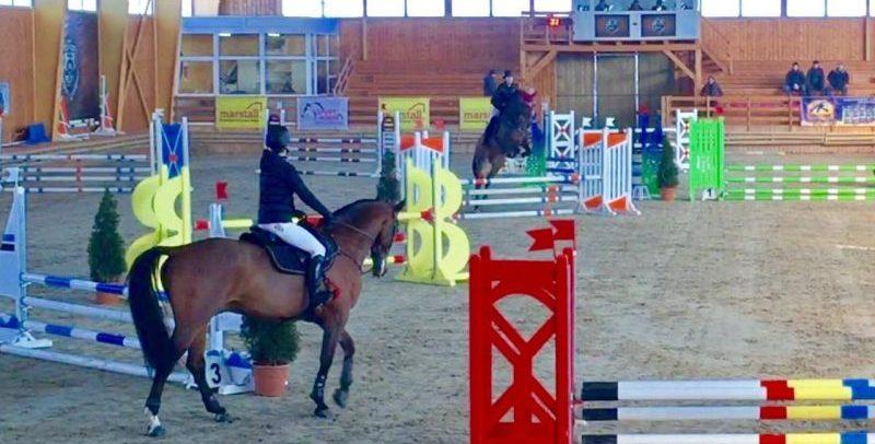 Clasări pe podium la Sărituri peste Obstacole