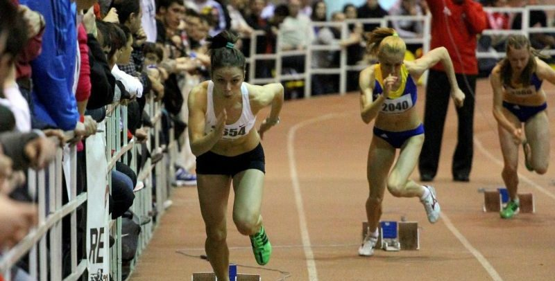Două competiții de atletism la Bacău