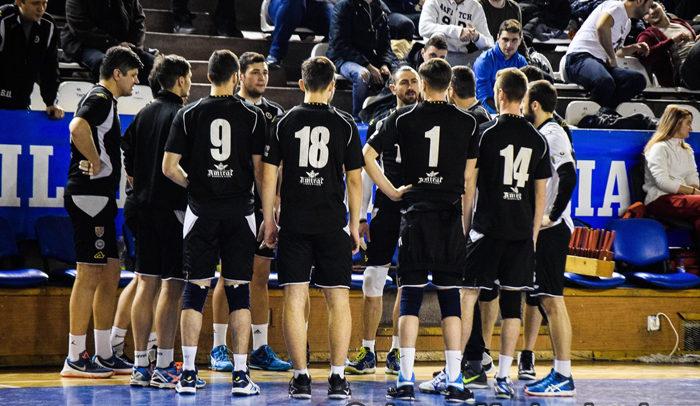 Echipa de volei masculin, în fața unui meci foarte important