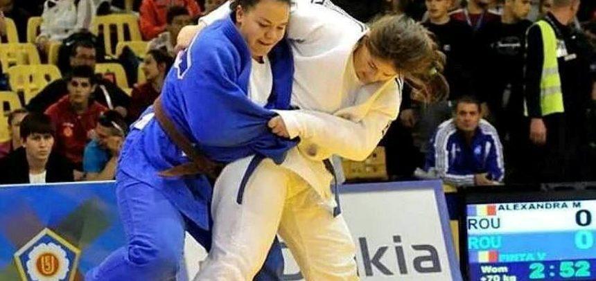 Aur și bronz la Campionatul Balcanic de judo U21
