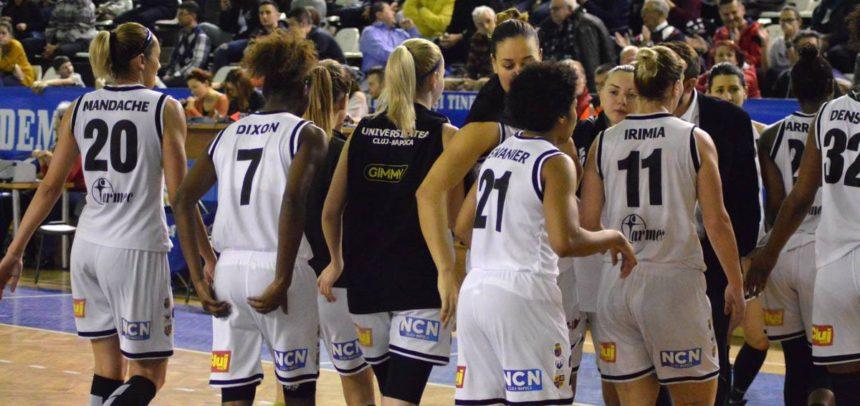Echipa de baschet feminin s-a impus categoric la Galați