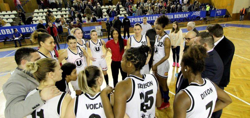Echipa de baschet feminin și-a aflat programul din sezonul regulat