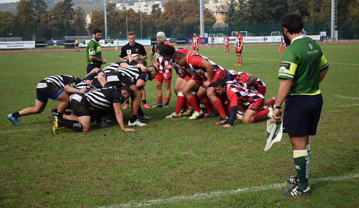 Formația de rugby masculin reîncepe meciurile din SuperLigă