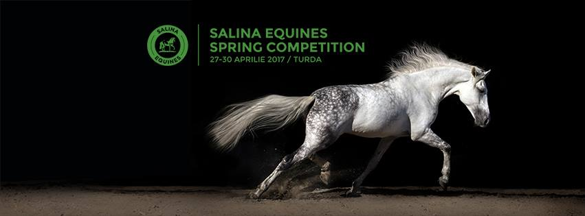 """""""U"""" participă cu 19 cai la """"Salina Equines Spring Competition"""""""
