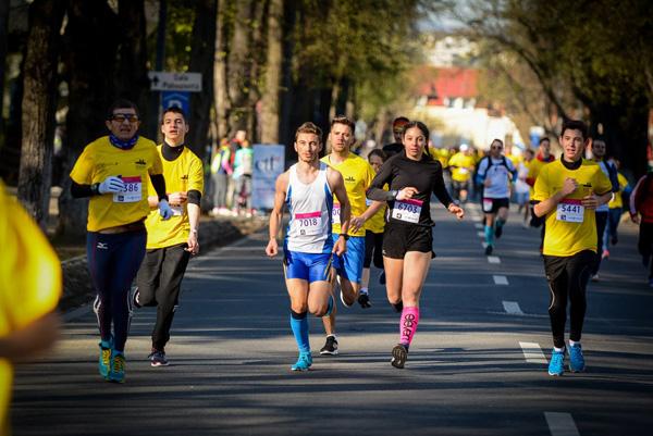 Concurs internațional de atletism la Cluj-Napoca
