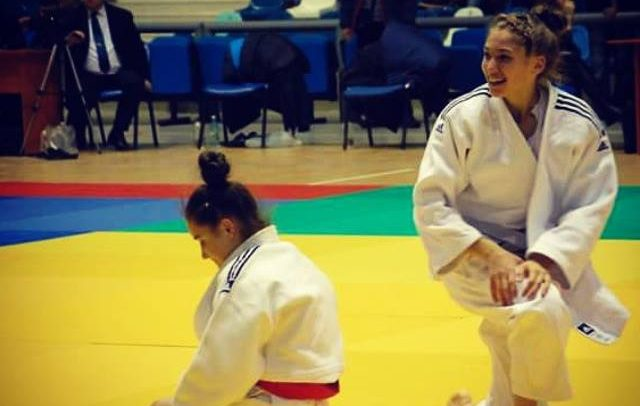 Competiție de judo la Cluj